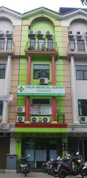 klinik oilia medical centre enggano